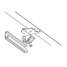 Крепление к подвесным потолкам типа «армстронг» для профилей всех типов